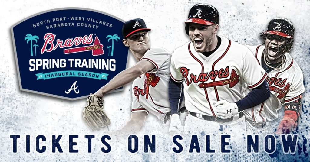 Atlanta Braves Vs. Tampa Bay Rays Englewood Florida Weekend Guide
