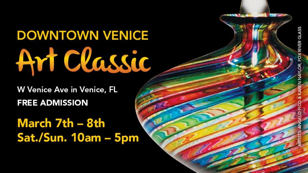 Downtown Venice Art Classic Englewood Florida Weekend Guide